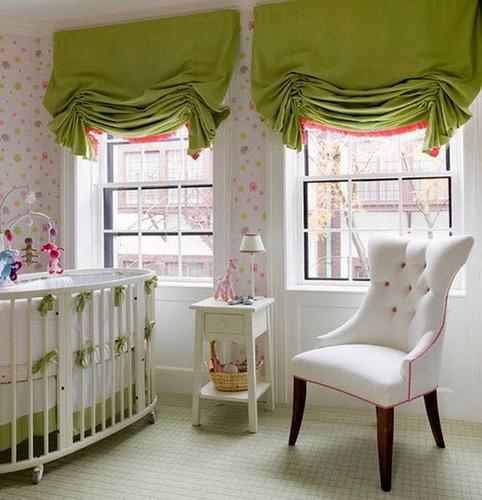 Яркие шторы в детскую комнату, купить в Самаре