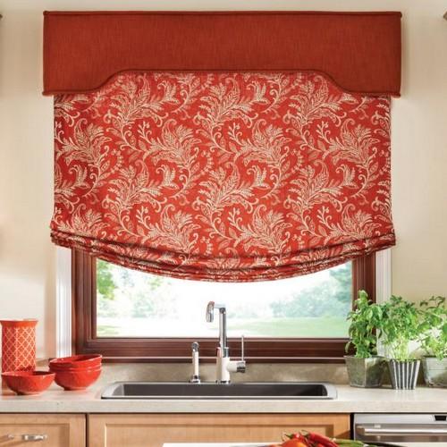 >Римские шторы на кухню в Самаре, фото